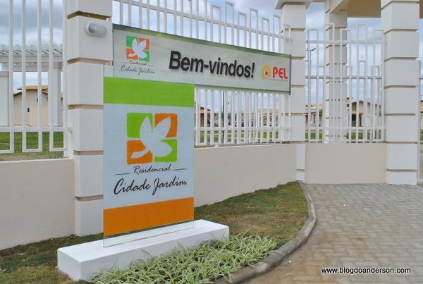 flores cidade jardim:PEL entrega o Residencial Cidade Jardim