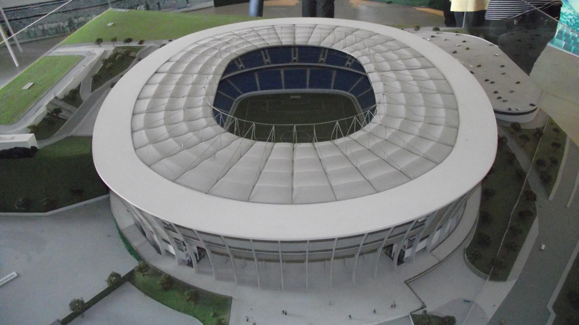 Arena fonte nova em 360 blog do anderson for Estadio arena