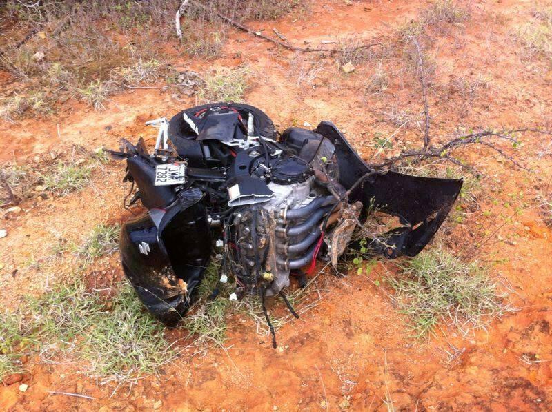 fb2cc4d246207 Aracatu  Conquistense sofre acidente na BA-262