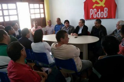 Foto: Divulgação | PCdoB