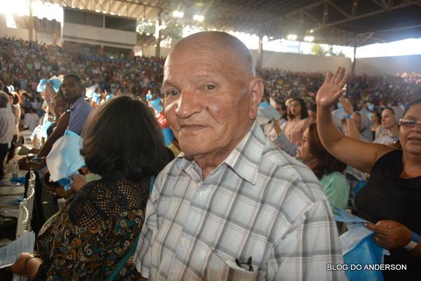 Meus Sentimentos Aos Familiares: LUTO: Otaviano José Gonçalves, Aos 84 Anos