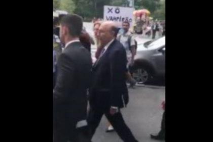 Resultado de imagem para Governo Temer: Meirelles é hostilizado em Nova York