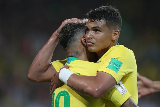 Copa do Mundo da Rússia  Seleção Brasileira vence Sérvia por 2 a 0 e vai às  oitavas de final 7ee7431abda18