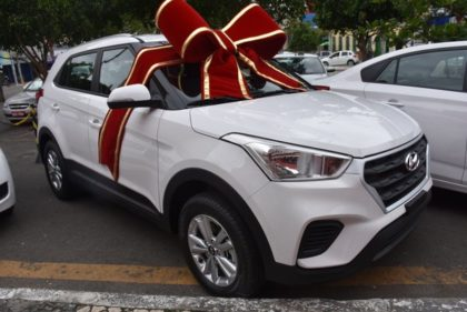 Natal De Pr 234 Mios Cdl Vai Sortear Hyundai Creta E Vales