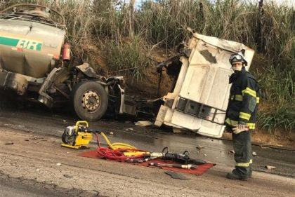 Tragédia em Vitória da Conquista: motorista de 41 anos morre em acidente na Serra no Marçal