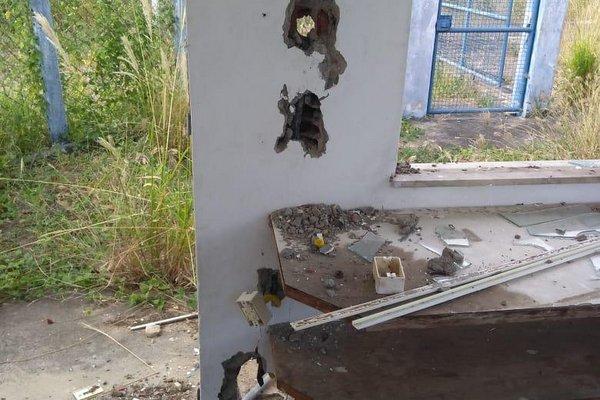 634507b6d Itapetinga  SSP-BA investiga vandalismo em galpão destinado a empresa de  calçados