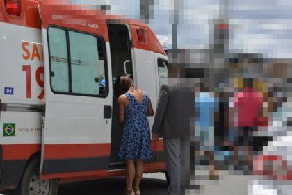 Resgate de Urgência | hóspede surta e pula do terceiro andar de hotel em Vitória da Conquista