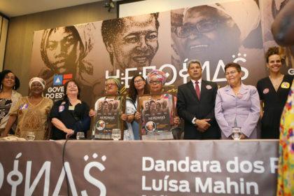 Intolerância Religiosa: vítima de violência em Conquista, Mãe Rosa Oxum é homenageada na Capital Baiana