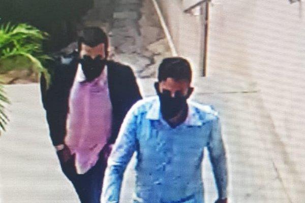Caso em Investigação | ladrões que assaltaram banco na Prefeitura de Vitória  da Conquista são identificados | BLOG DO ANDERSON