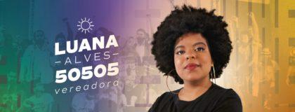 Um dos nomes mais importantes da Política Conquistense ainda comemora a eleição de Luana dos Santos Alves Silva à Câmara Municipal de São Paulo pelo Partido Socialismo e Liberdade