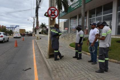 Shopping Conquista Sul | estacionamento irregular poderá gerar multas em Vitória da Conquista